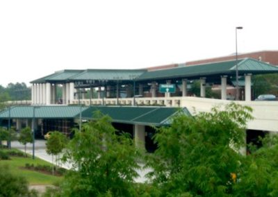 Airport Bus and Taxi Canopies – Savannah, GA