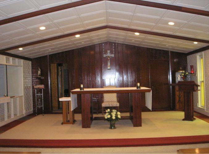 Carmelite Monastery - Savannah, GA - PIONEER Construction, Inc