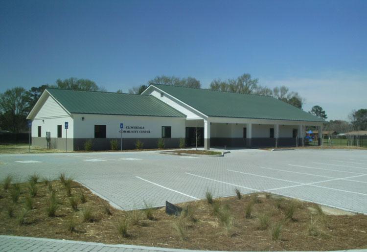 Cloverdale Community Center