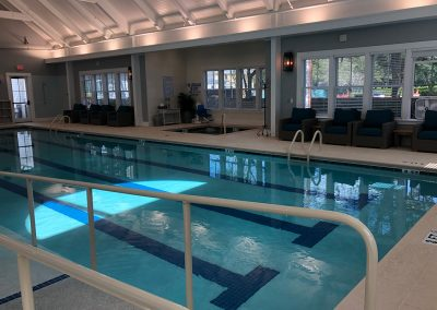 Belfair – New Indoor Pool
